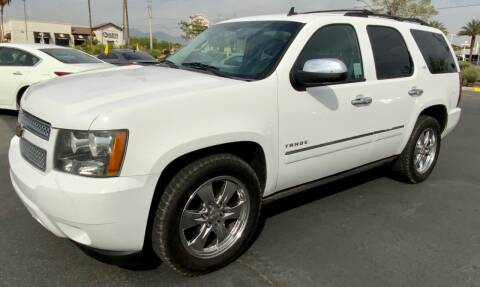 2010 Chevrolet Tahoe for sale at Charlie Cheap Car in Las Vegas NV
