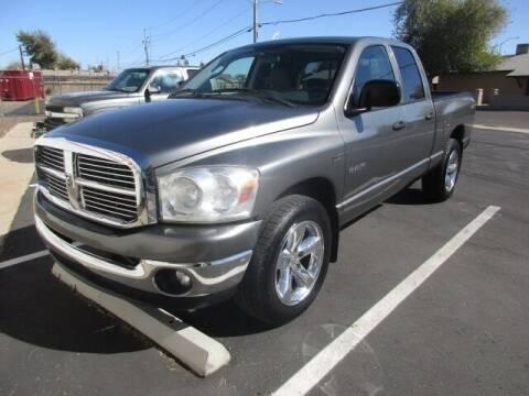 2008 Dodge Ram Pickup 1500 for sale at DORAMO AUTO RESALE in Glendale AZ