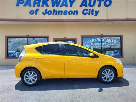 2014 Toyota Prius c for sale at PARKWAY AUTO SALES OF BRISTOL - PARKWAY AUTO JOHNSON CITY in Johnson City TN