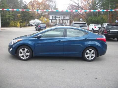 2013 Hyundai Elantra for sale at Auto Images Auto Sales LLC in Rochester NH