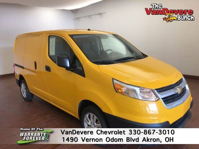 2017 Chevrolet City Express Cargo for sale in Akron, OH