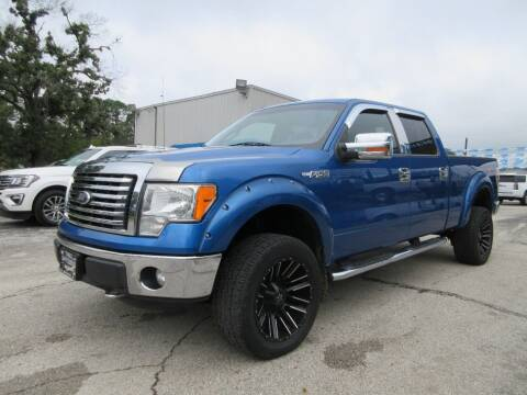 2012 Ford F-150 for sale at Quality Investments in Tyler TX