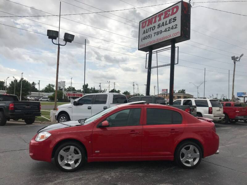 2006 Chevrolet Cobalt for sale at United Auto Sales in Oklahoma City OK