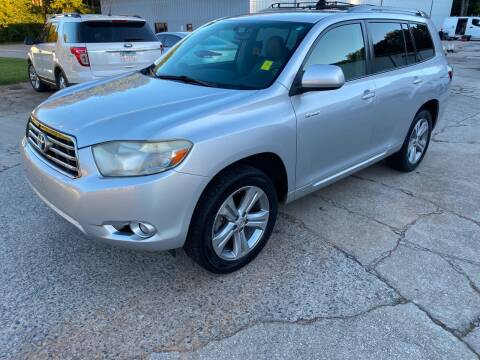 2008 Toyota Highlander for sale at Elite Motor Brokers in Austell GA