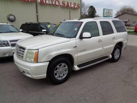 2003 Cadillac Escalade for sale at De Anda Auto Sales in Storm Lake IA