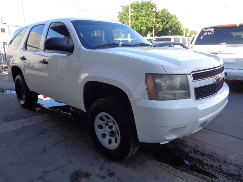 2010 Chevrolet Tahoe for sale at ALL STAR TRUCKS INC in Los Angeles CA