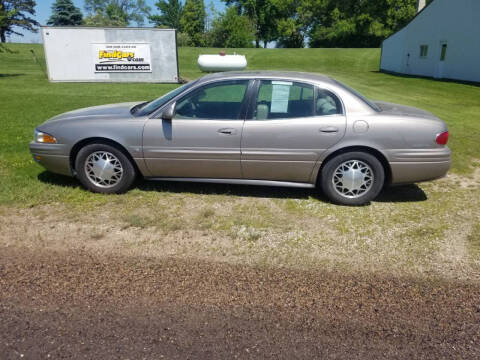 2001 Buick LeSabre for sale at ROB'S AUTO SALES in Ridgeway IA