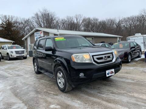2009 Honda Pilot for sale at Victor's Auto Sales Inc. in Indianola IA