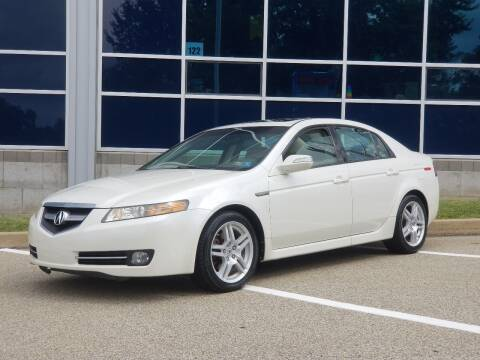 2008 Acura TL for sale at FAYAD AUTOMOTIVE GROUP in Pittsburgh PA
