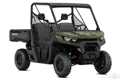 2021 Can-Am Defender for sale at ROUTE 3A MOTORS INC in North Chelmsford MA