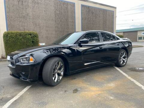 2014 Dodge Charger for sale at Exelon Auto Sales in Auburn WA