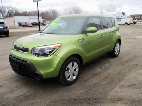 2016 Kia Soul for sale at Northeast Iowa Auto Sales in Hazleton IA