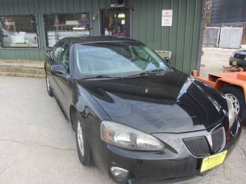 2004 Pontiac Grand Prix for sale at Jons Route 114 Auto Sales in New Boston NH