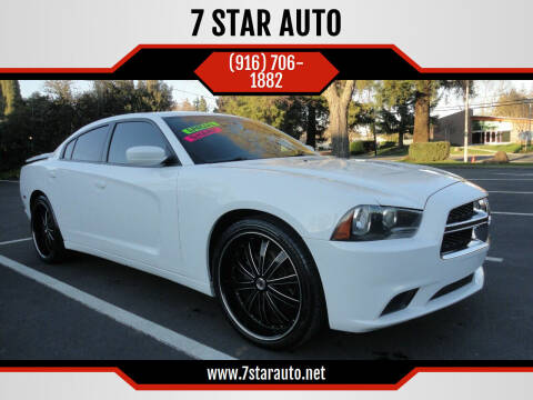 2013 Dodge Charger for sale at 7 STAR AUTO in Sacramento CA