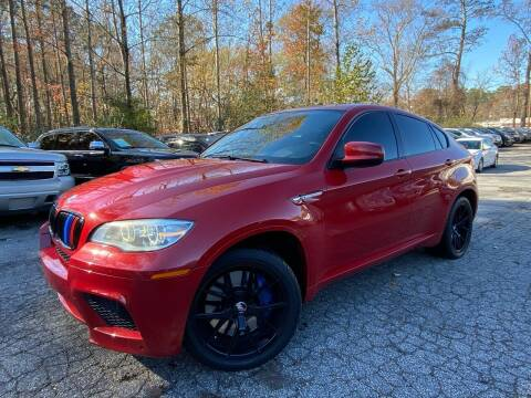 2014 BMW X6 M for sale at Car Online in Roswell GA
