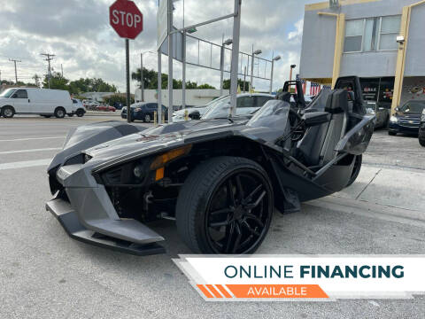 2015 Polaris Slingshot for sale at Global Auto Sales USA in Miami FL