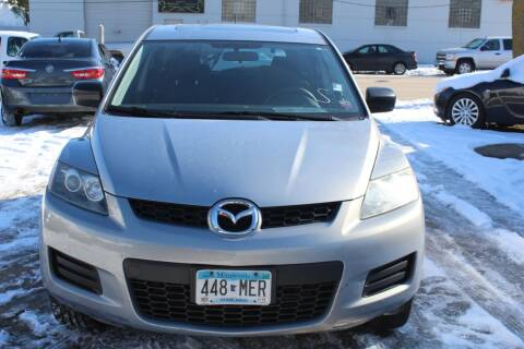 2007 Mazda CX-7 for sale at Rochester Auto Mall in Rochester MN