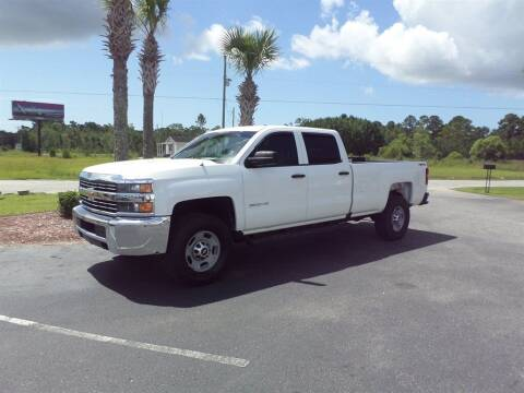 2015 Chevrolet Silverado 2500HD for sale at First Choice Auto Inc in Little River SC