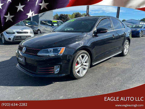 2012 Volkswagen Jetta for sale at Eagle Auto LLC in Green Bay WI