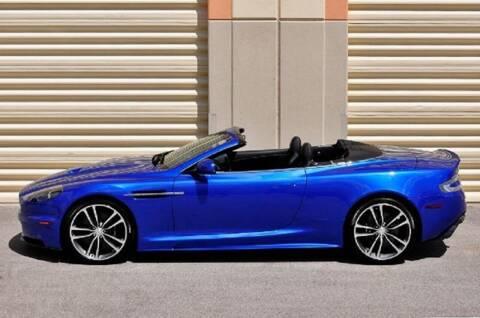 Aston Martin Dbs For Sale In Houston Tx Fund Auto Sales