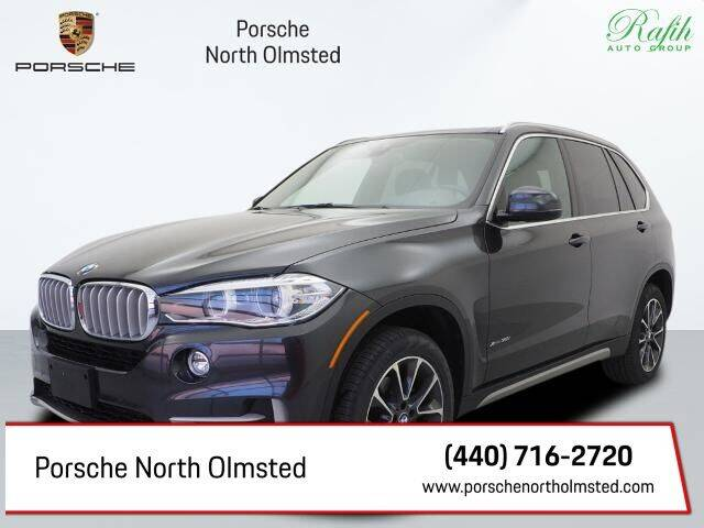 2018 BMW X5 for sale at Porsche North Olmsted in North Olmsted OH
