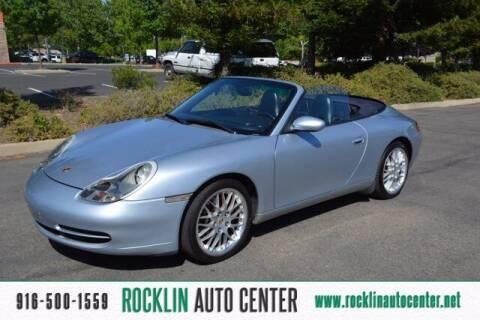 2001 Porsche 911 for sale at Rocklin Auto Center in Rocklin CA