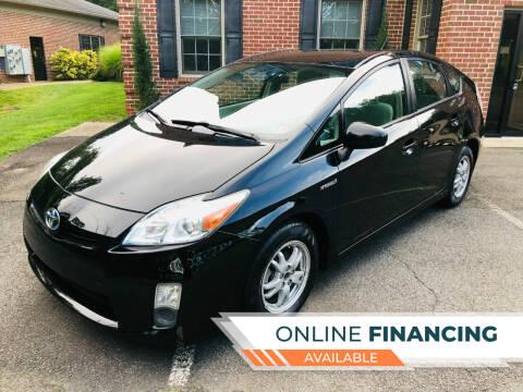 2010 Toyota Prius for sale at White Top Auto in Warrenton VA