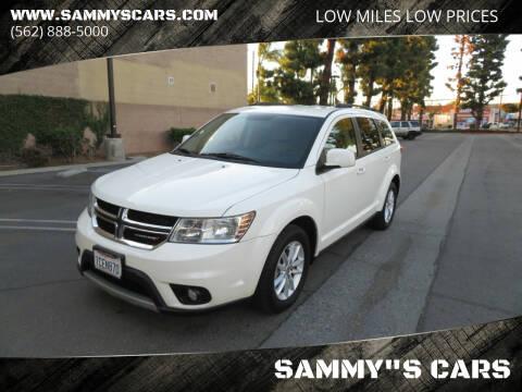 "2013 Dodge Journey for sale at SAMMY""S CARS in Bellflower CA"