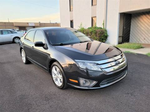 2012 Ford Fusion for sale at Image Auto Sales in Dallas TX