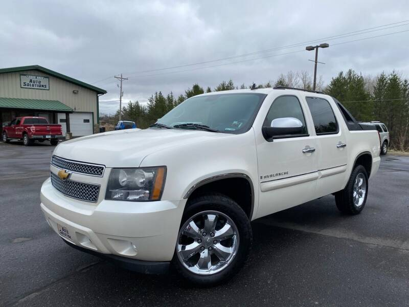 2008 Chevrolet Avalanche for sale at Lakes Area Auto Solutions in Baxter MN