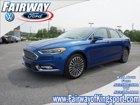 2018 Ford Fusion for sale at Fairway Volkswagen in Kingsport TN