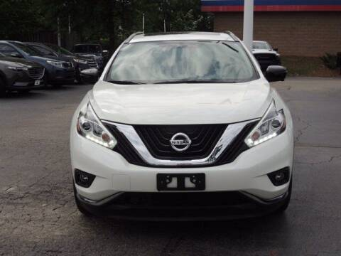2017 Nissan Murano for sale at Auto Finance of Raleigh in Raleigh NC