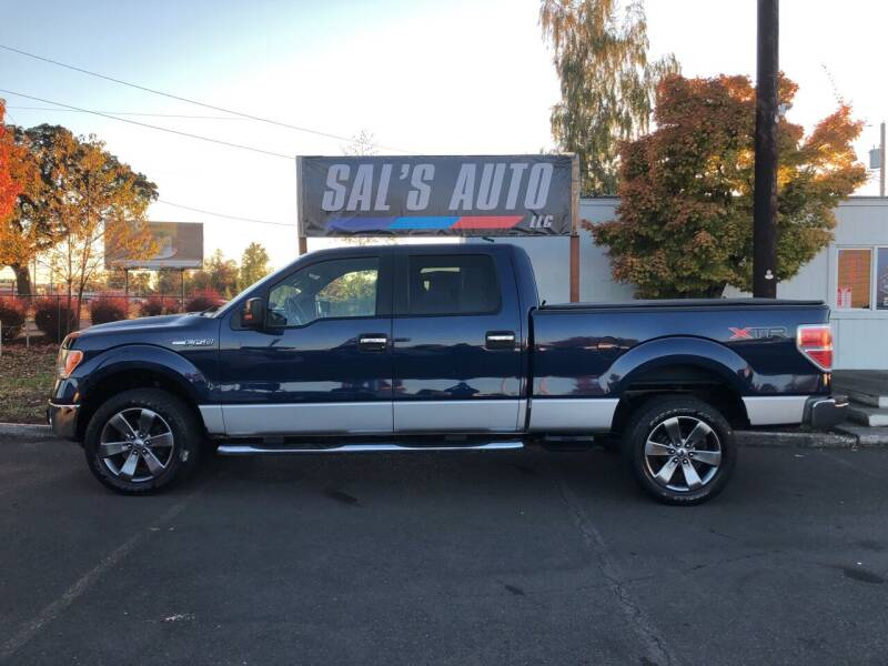 2010 Ford F-150 for sale at Sal's Auto in Woodburn OR