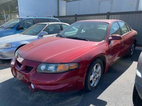 2004 Pontiac Bonneville for sale at JC Auto Sales Inc in Belleville IL