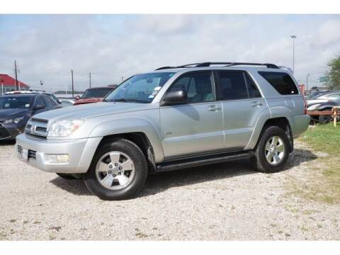 2005 Toyota 4Runner for sale at FREDY KIA USED CARS in Houston TX