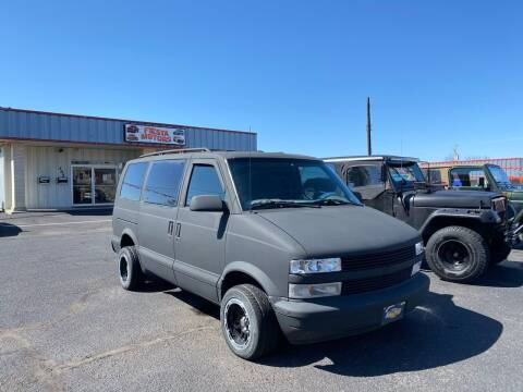 1997 Chevrolet Astro for sale at FIESTA MOTORS in Hagerstown MD
