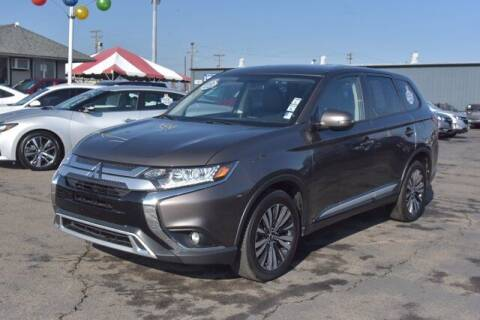2019 Mitsubishi Outlander for sale at Choice Motors in Merced CA