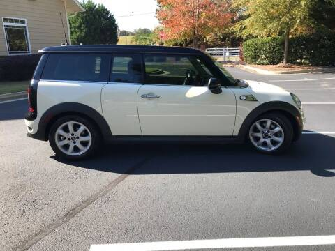 2008 MINI Cooper Clubman for sale at Paramount Autosport in Kennesaw GA