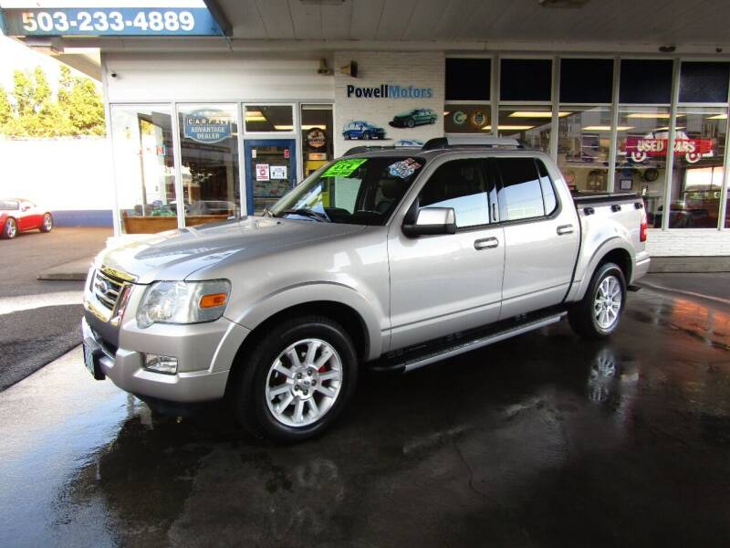 2007 Ford Explorer Sport Trac for sale at Powell Motors Inc in Portland OR