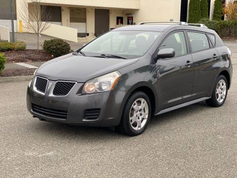 2009 Pontiac Vibe for sale at Washington Auto Sales in Tacoma WA