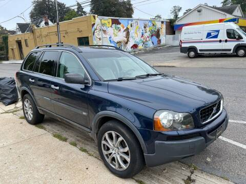 2003 Volvo XC90 for sale at Quality Motors of Germantown in Philadelphia PA