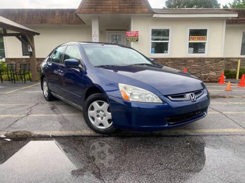 2005 Honda Accord for sale at Hola Auto Sales Doraville in Doraville GA
