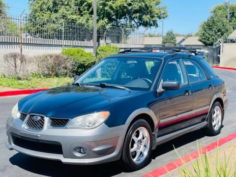 2006 Subaru Impreza for sale at United Star Motors in Sacramento CA