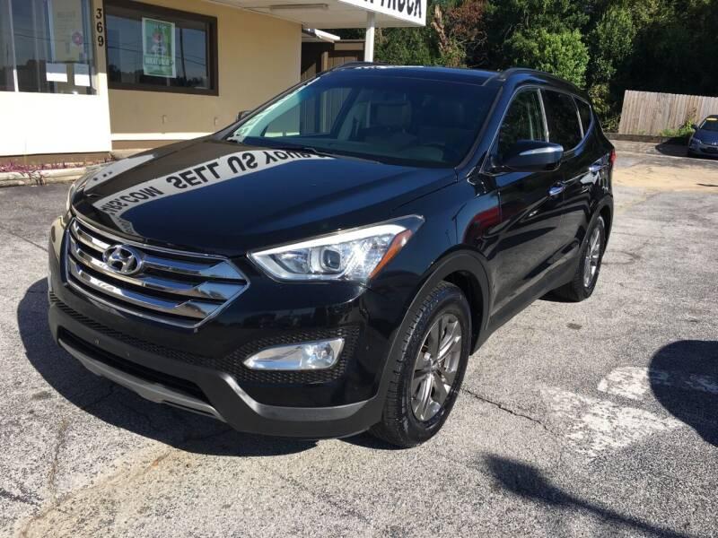 2014 Hyundai Santa Fe Sport for sale at Beach Cars in Fort Walton Beach FL