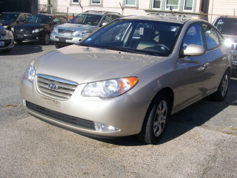 2010 Hyundai Elantra for sale at Dambra Auto Sales in Providence RI