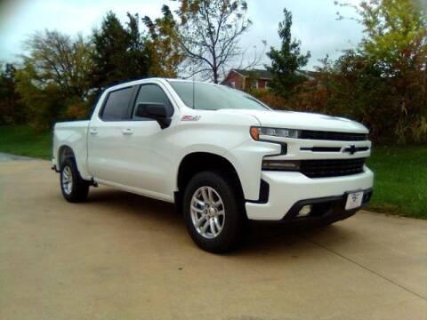 2021 Chevrolet Silverado 1500 for sale at MODERN AUTO CO in Washington MO