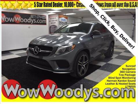 2017 Mercedes-Benz GLE for sale at WOODY'S AUTOMOTIVE GROUP in Chillicothe MO