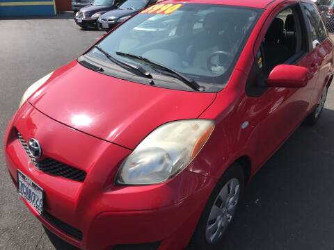 2009 Toyota Yaris for sale at CARZ in San Diego CA