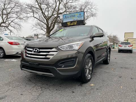 2014 Hyundai Santa Fe Sport for sale at All Star Auto Sales and Service LLC in Allentown PA