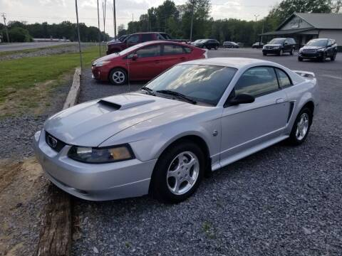 2004 Ford Mustang for sale at Ridgeway's Auto Sales - Buy Here Pay Here in West Frankfort IL